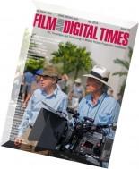 Film and Digital Times - April 2016