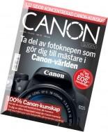 Kamera Guiden Canon - Nr.1, 2016