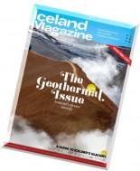 Iceland Magazine - Issue 1, 2016
