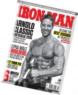 Australian Ironman - May 2016