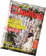 Climbing - May 2016