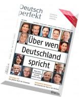 Deutsch Perfekt - Mai 2016