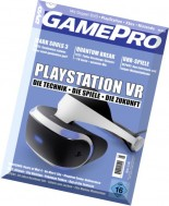 GamePro - Mai 2016