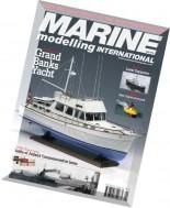 Marine Modelling - May 2016
