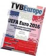 TVBEurope - May 2016