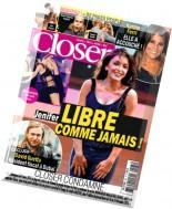 Closer France - 8 au 14 Avril 2016