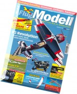 Flugmodell - Mai 2016