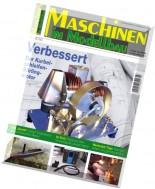 Maschinen im Modellbau - Mai-Juni 2016