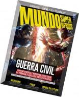 Mundo dos Super-Herois - Maio 2016