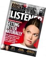 New Zealand Listener - 30 April 2016