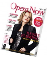 Opera Now - May 2016