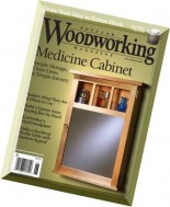 Popular Woodworking - June-July 2016