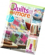 Quilts and More - Summer 2016