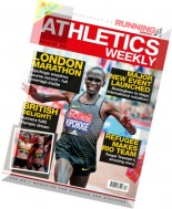 Athletics Weekly - 28 April 2016