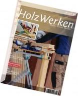 HolzWerken - Mai-Juni 2016