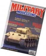 Military Modelling - Vol.21 N 09 (1991)