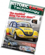 Historic Racing Technology - Spring 2016