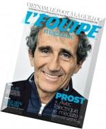 L'Equipe Magazine - 23 Avril 2016