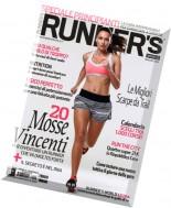 Runner's World Italia - Maggio 2016