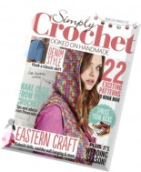 Simply Crochet - Issue 44, 2016