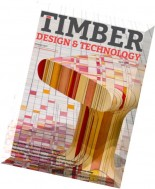 Timber Design & Technology Middle East - April 2016
