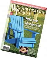 Woodworker's Journal - May-June 2016