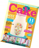 Cake Decoration & Sugarcraft - June 2016