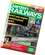 Garden Railways - June 2016