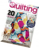 Love Patchwork & Quilting - Issue 34, 2016