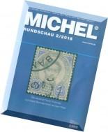 Michel - Rundschau N 02, 2016