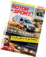 Motor Sport India - May-June 2016