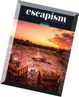 Escapism - Issue 29, Cool Hotels Issue 2016