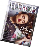 MANOR Magazine - Late Spring 2016