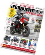 Motorrad Gebrauchtkauf - Spezial 2016