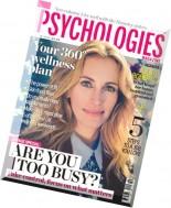 Psychologies UK - June 2016