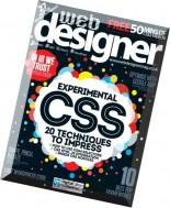 Web Designer - Issue 248, 2016