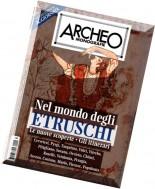 Archeo Monografie - Aprile 2016