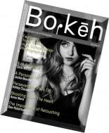 Bokeh - Vol. 42, 2016