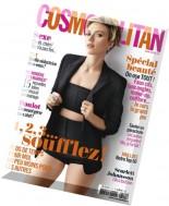 Cosmopolitan France - Juin 2016