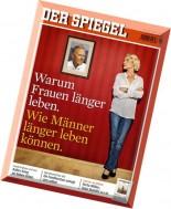 Der Spiegel - Nr.18, 30 April 2016