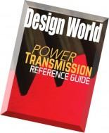 Design World - Power Transmission Reference Guide 2016
