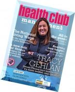 Health Club Management - January 2016