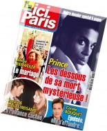 Ici Paris - 27 Avril au 3 Mai 2016