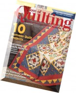 Love of Quilting - May-June 2016