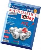 Mathematics Today - May 2016