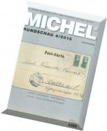 Michel - Rundschau N 04, 2016