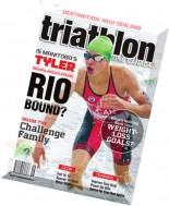 Triathlon Magazine Canada - May-June 2016