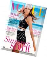 Vogue Thailand - April 2016
