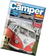 VW CAMPER & BUS - June 2016