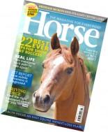 Horse - June 2016